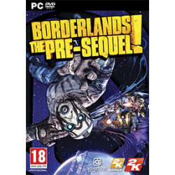 Borderlands The Pre-Sequel! [ENG] (nowa) (PC)