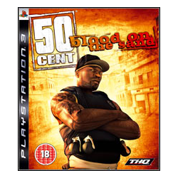 50 CENT BLOOD ON THE SAND [eng] (Używana) PS3