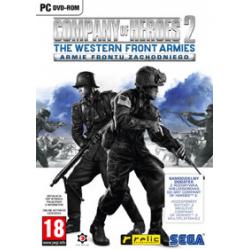 Company of Heroes 2 Armie Frontu Zachodniego [POL] (nowa) (PC)