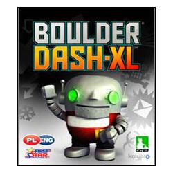 Boulder Dash XL [POL] (nowa) (PC)