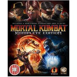 Mortal Kombat [ENG] (nowa) (PC)