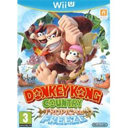 Donkey Kong Country Tropical Freeze [ENG] (nowa) (WiiU)