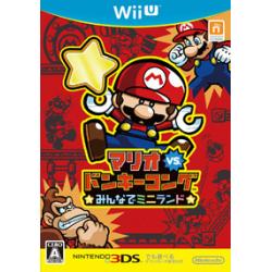 Mario vs. Donkey Kong Tipping Stars [ENG] (nowa) (WiiU)