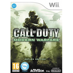 Call of Duty 4 Modern Warfare [ENG] (używana) (Wii)