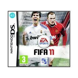 FIFA 11 [ENG] (używana) (NDS)