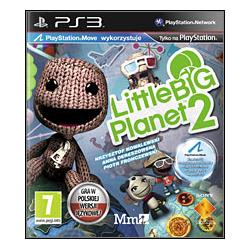 LITTLEBIGPLANET 2 [pl] (Używana) PS3