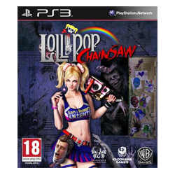LOLLIPOP CHAINSAW [eng] (Używana) PS3