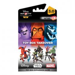 Disney Infinity 3.0 Toy Box Takeover