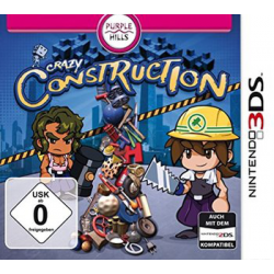 Crazy Construction [ENG] (nowa) (3DS)