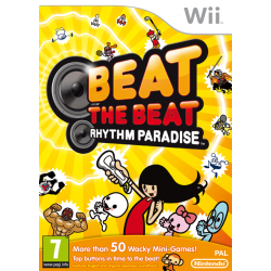 Beat the beat Rhytm Paradise [ENG] (nowa) (Wii)
