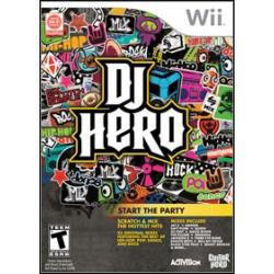 DJ Hero [ENG] (używana) (Wii)