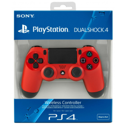 Pad PS4 MAGMA RED (nowa)