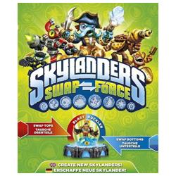 Skylanders Swap Force (nowa) [WiiU]