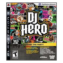 DJ HERO KONTROLER DO GRANIA