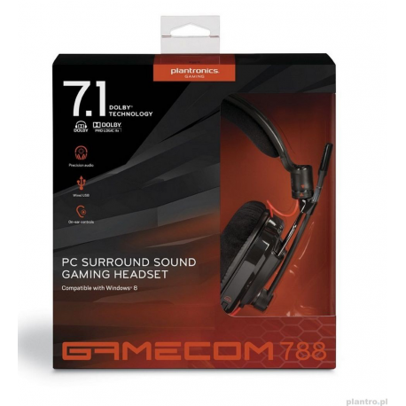 Gamecom 788 7.1 Dolby Technology