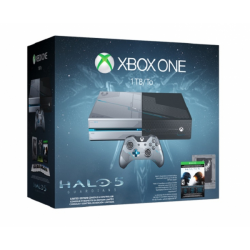 XBOX ONE 1 TB HALO 5 EDITION (nowa)
