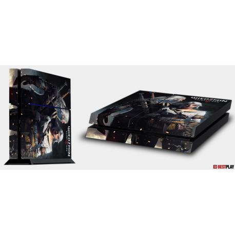 WIEDŻMIN  OKLEINA NA  PS4 [ENG] (nowa) (PS4)