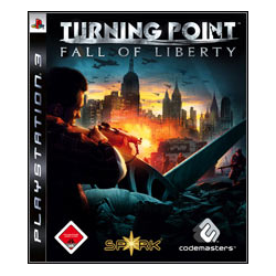 TURNING POINT FALL OF LIBERTY [ENG] (Używana) PS3