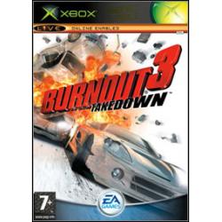 Burnout 3 Takedown [ENG] (używana) (XBOX)