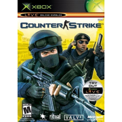 Counter Strike [ENG] (używana) (XBOX)