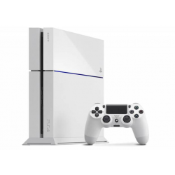 PLAYSTATION  4 Basic 500 GB White CUH 1216 A  NOWA