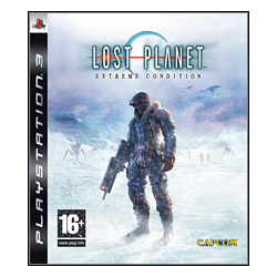 LOST PLANET EXTREME CONDITION [ENG] (Używana) PS3