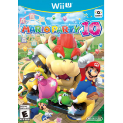 Mario Party 10 [ENG] (nowa) (WiiU)