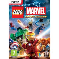 LEGO Marvel Super Heroes [pl] (nowa) (PC)
