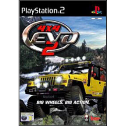 44 EVO 2 [ENG] (używana) (PS2)