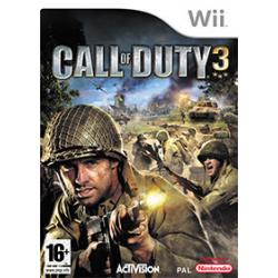 Call of Duty 3 [ENG] (używana) (Wii)
