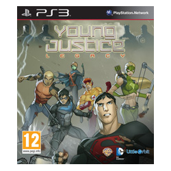 YOUNG JUSTICE LEGACY [ENG] (nowa) (PS3)