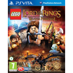 LEGO THE LORD OF THE RINGS WŁADCA PIERŚCIENI  [ENG] (nowa) (PSV)