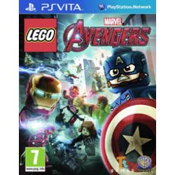 LEGO MARVEL'S  AVENGERS [ENG] (nowa) (PSV)