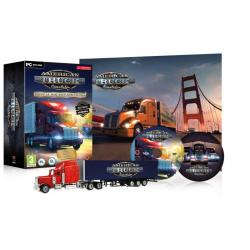 American TRUCK Simulator Edycja Kolekcjonerska [POL] (nowa) (PC)