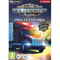 American Truck Simulator [POL] (nowa) (PC)