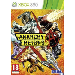 Anarchy Reigns [ENG] (nowa) (X360)