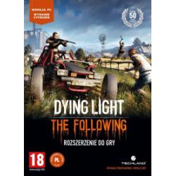 Dying Light The Following Rozszerzenie do gry [POL] (nowa) (PC)
