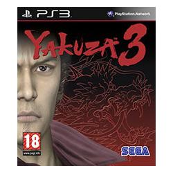 YAKUZA 3 [ENG] (Używana) PS3