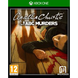 Agatha Christie The ABC Murders [POL] (nowa) (XONE)