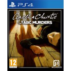 AGATHA  CHRISTIE THE  ABC MURDERS [POL] (nowa) PS4