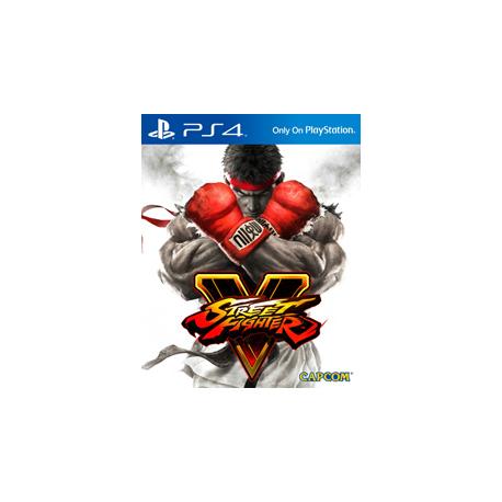 STREET FIGHTER V [POL] (nowa) (PS4)
