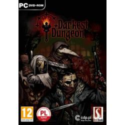 Darkest Dungeon [POL] (nowa) (PC)