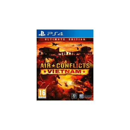 AIR CONFLICTS VIETNAM [ENG] (używana) PS4