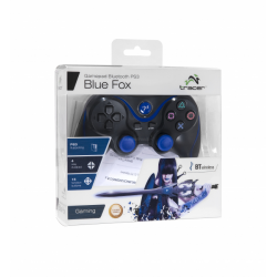 GAMEPAD PS3 TRACER BLUE FOX [Inny] (nowa) (PS3)