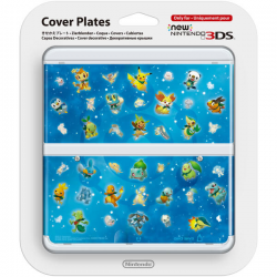 COVER PLATE 30 POKEMON MYSTERY DUNGEON [Inny] (nowa) (3DS)