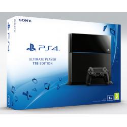 PlayStation 4 Basic 1 TB CUH 1216 B (nowa)