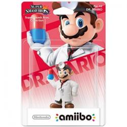 AMIBO  SMASH DR.MARIO 42 [ENG] (nowa) (3DS)