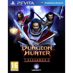 DUNGEON HUNTER ALLIANCE [ENG] (używana) (PSV)