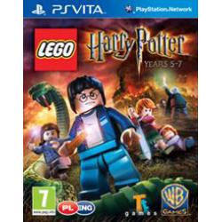 LEGO HARRY POTTER LATA  5-7 [POL] (używana) (PSV)