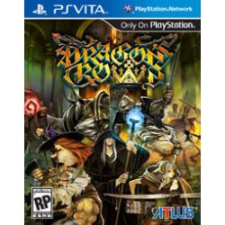 DRAGON'S CROWN [ENG] (używana) (PSV)